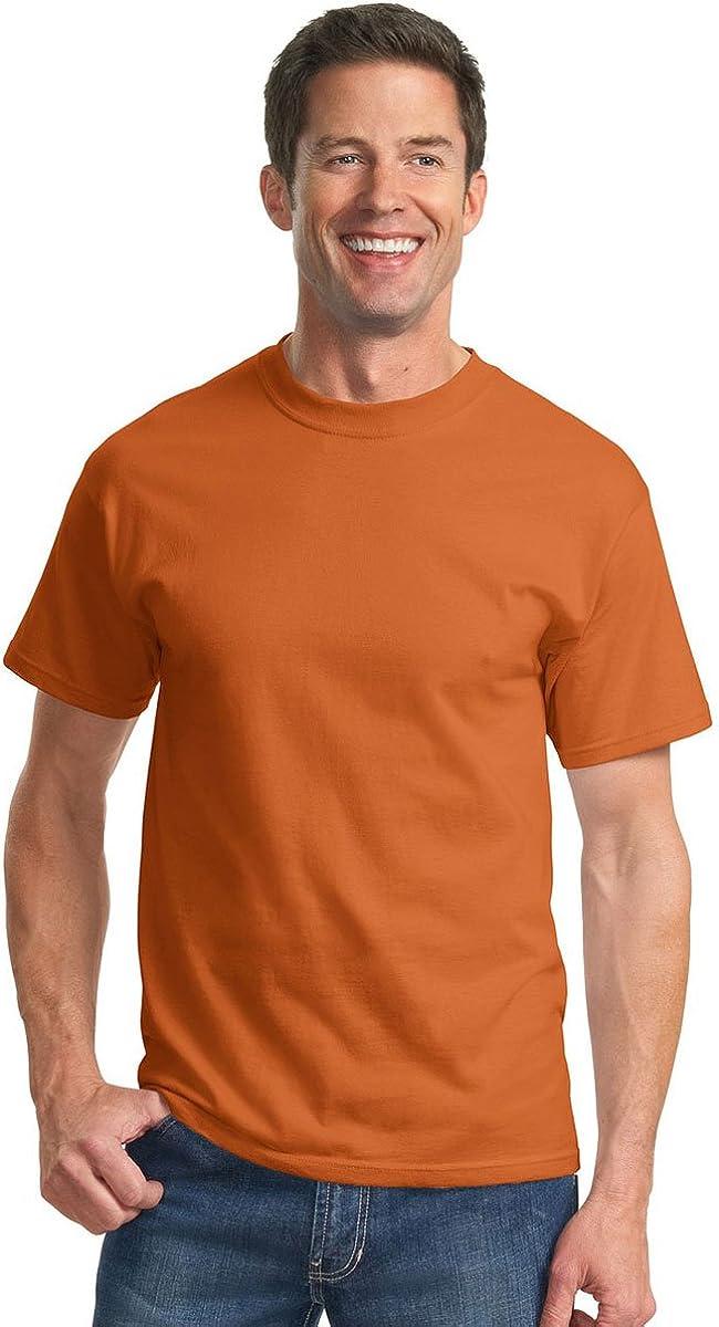 Port & Company Tall 100% Cotton Essential TShirt PC61T