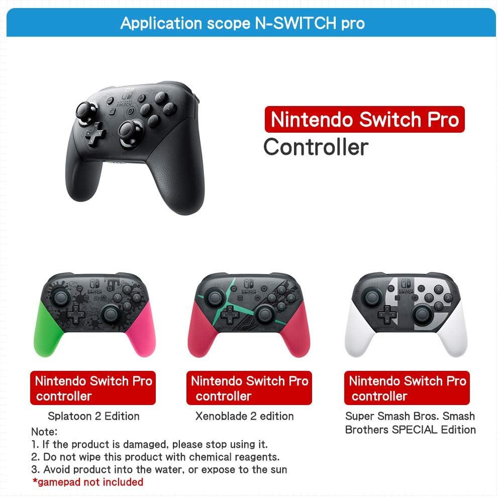 iitrust Cargador para Nintendo Switch Controller Joy-con, Base de Carga 6 en 1,Color Negro: Amazon.es: Electrónica
