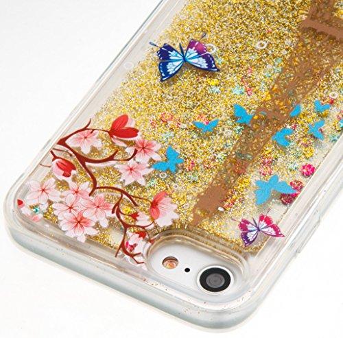 Für Apple iPhone 7 (4,7 Zoll) Hülle ZeWoo® TPU Schutzhülle Silikon Tasche Case Cover - GS136 / Sendemast