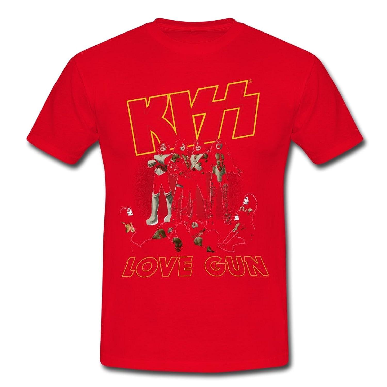 KISS Love Gun Men's T-Shirt by Spreadshirt??