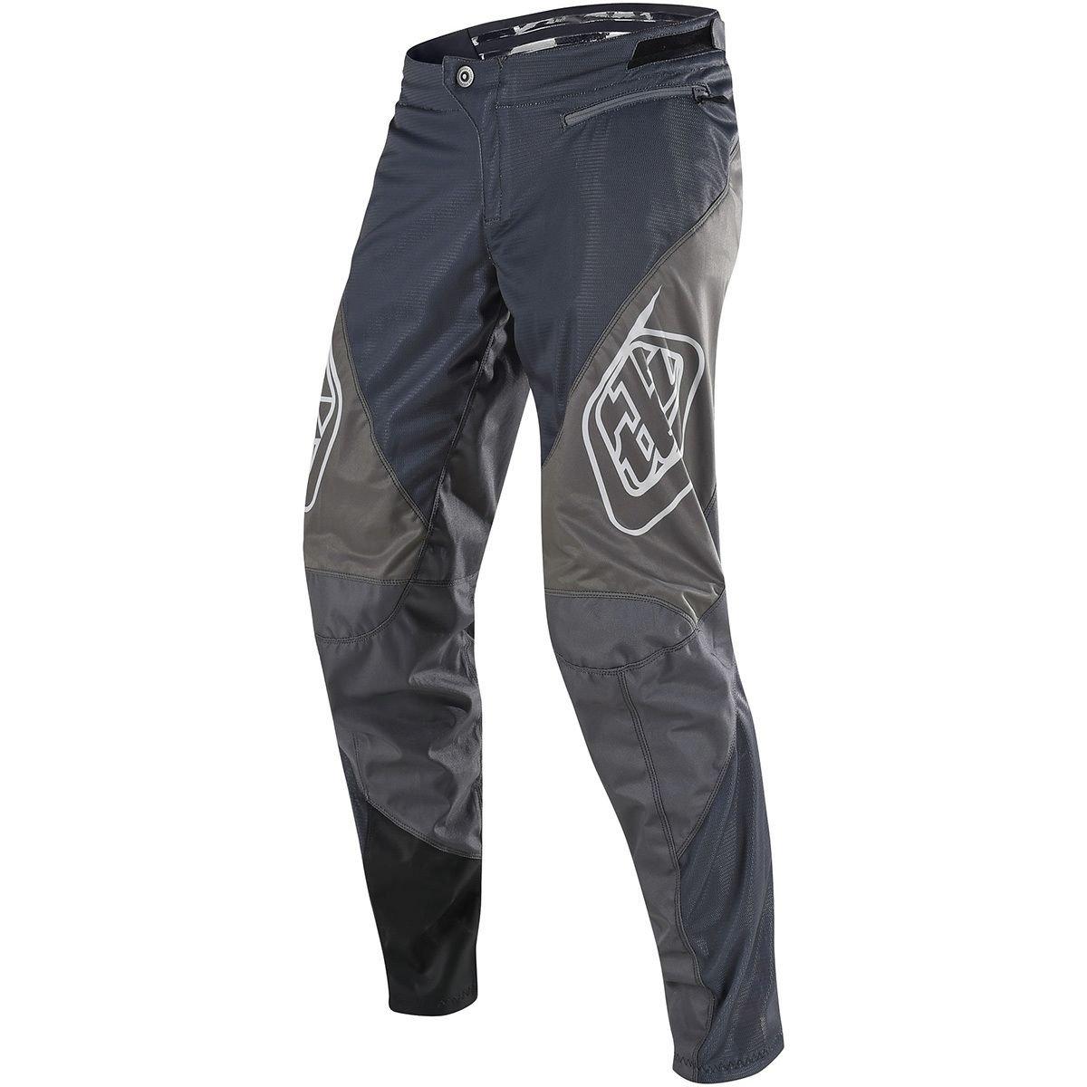 Troy Lee Designs Sprint Mens Bicycle Pants Gray 34 USA