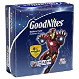 Health & Personal Care : GoodNites Bedtime Pants by Huggies, Boys, Small-Medium (38-65 lbs), Case/78 (3 Mega bags of 26)