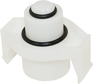 PACK OF 4 TUMBLE DRYER SHOCK ANTI VIBRATION RUBBER FEET IN WHITE