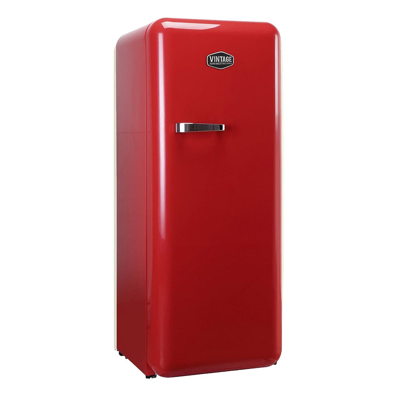 Vintage Industries ~ Retro-Kühlschrank Havanna in rot | 50er Jahre ...