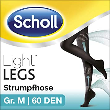 715ea886a Image Unavailable. Image not available for. Color  Scholl Light Legs  Compression Tights 60 Den - Medium ...