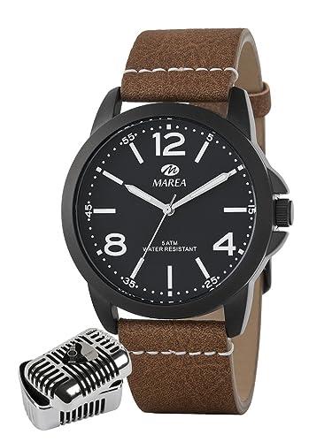 Reloj Marea Hombre B41218/2 Colección Manuel Carrasco: Amazon.es: Relojes