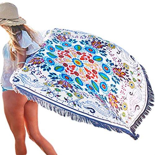 Dokotoo Wildflower Blanket Tapestry Multicolor