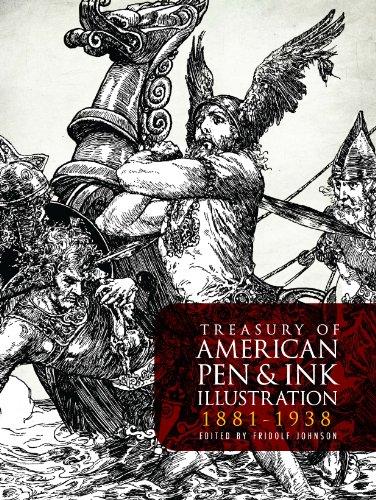 - Treasury of American Pen & Ink Illustration 1881-1938 (Dover Fine Art, History of Art)