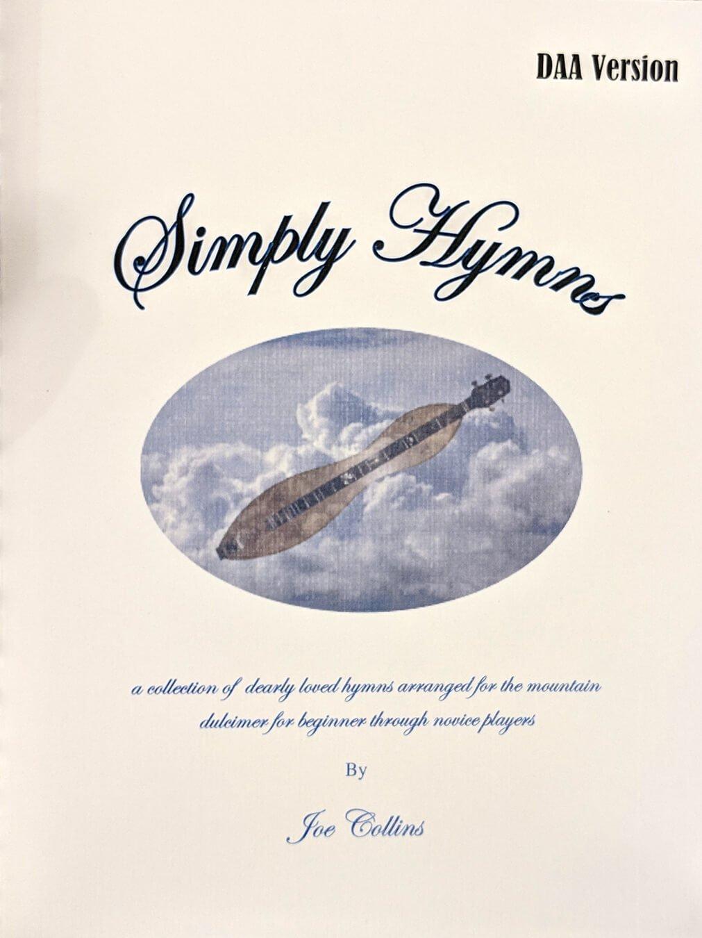 Joe Collins - Simply Hymns, DAA Version