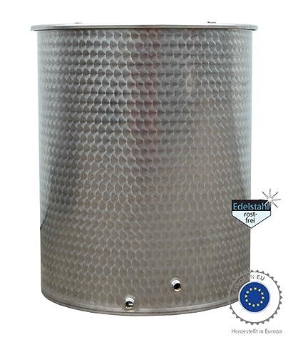 immervoll Depósito de acero inoxidable 500 l), tecnología de ...