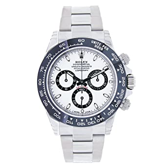 wholesale dealer 14f6a 87e33 Amazon | Rolexデイトナ40 mmステンレススチール&セラミック ...