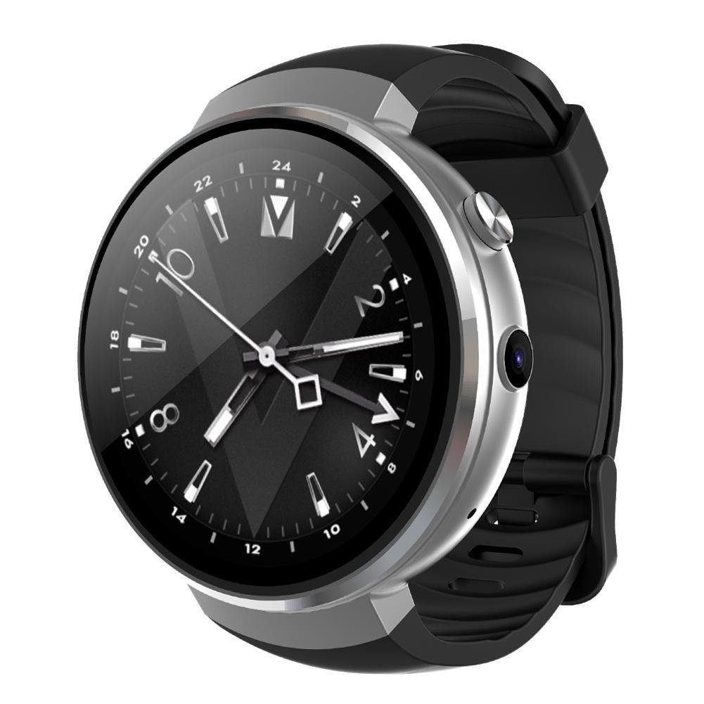 Jannyshop Smart Watch Android 7.0 Smartwatch LTE 4G Smart Watch Phone 1GB + 16GB Memory with Camera Translation Tool Smartwatch