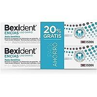 ISDIN Bexident Pasta dentífrica Encías Uso Diario Pack ahorro 20% EXTRA 125ml+125ml