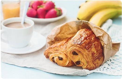 Promobo – Juego de mesa desayuno Design Gourmand pequeño pan ...