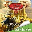 Die große Jagd (Das Rad der Zeit 03) Audiobook by Robert Jordan Narrated by Helmut Krauss