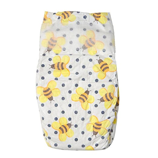 Amazon.com : The Honest Company Diapers, Bumble Bees, Size N (<10 lbs) - 40 count : Baby