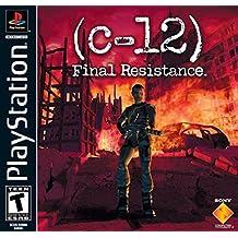 Ps1 C-12 Final Resistance Original Americano Completo