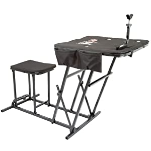 Kill Shot KS-SBP Portable Shooting Bench Seat Review