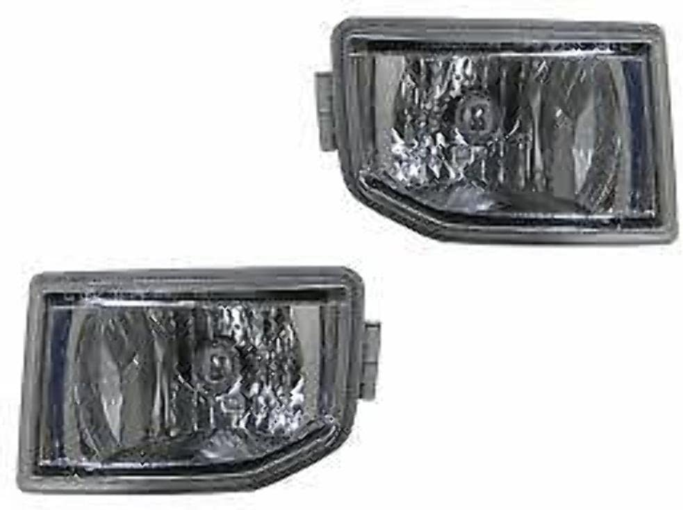 Right Pair Fit 04-06 Acura MDX Replacement Projector Headlights Headlamps Left