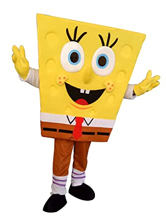 Adult costume spongebob