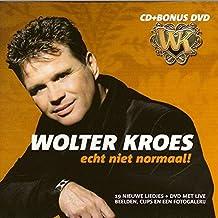 Echt Niet Normaal + DVD by Wolter Kroes