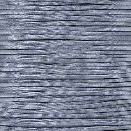 50 Solid Color Paracord Choices of 550 LB Tensile Strength With Twisted Inner 7 Strand Removable Core Parachute Cord in 10 25 /& 100 Foot Lengths