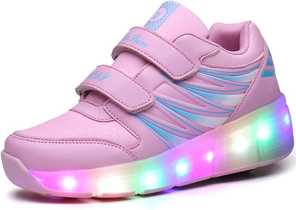 Wheel Skates Shoes for Girls Boys Adult