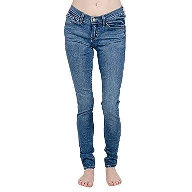 2940604f372 Flying Monkey Women s L7424-M Jeans Medium Wash Skinny (25) at ...