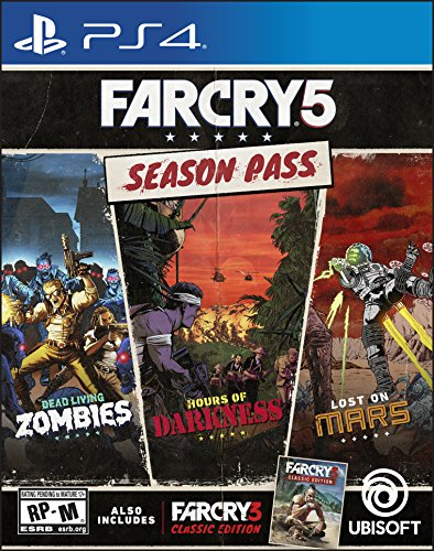 Far Cry 5 Season Pass - PS4 [Dig...