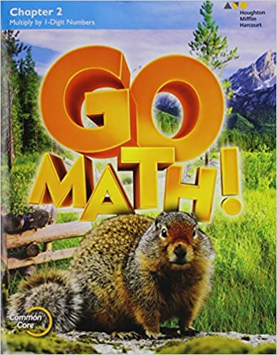 Go Math!: Student Edition Chapter 2 Grade 4 2015