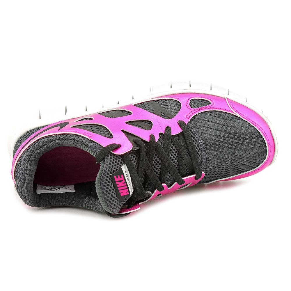 Nike Free Run 2 2 2 PRM EXT Damen Rosa Maschenweite Laufschuhe Neu EU 37 5 6bb2f9