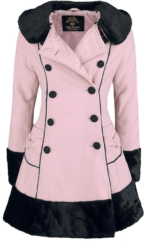 Hell Bunny Sarah Jane Winter Coat