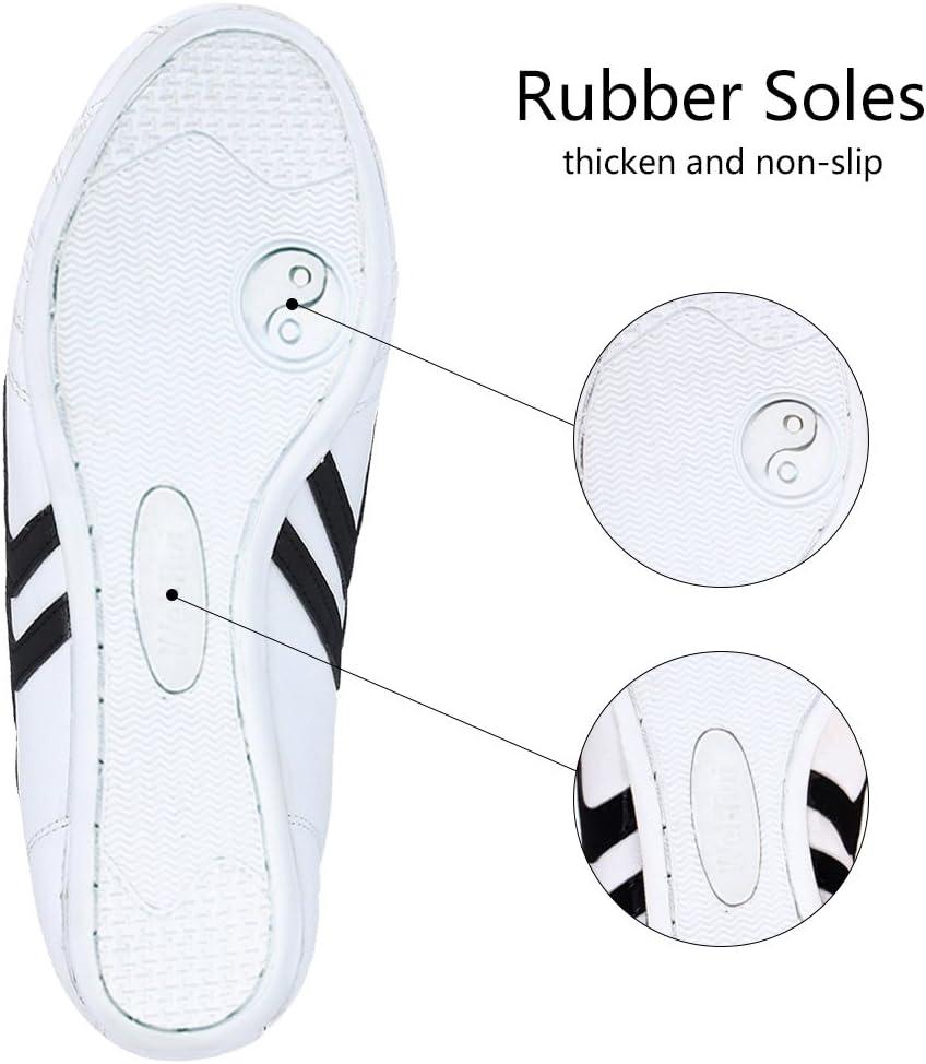 Zapatos de Taekwondo Zapatos Antideslizantes de Artes Marciales