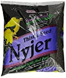 F.M. Brown's Song Blend Nyjer Thistle Seed for Pets, 5-Pound (6 Pack)