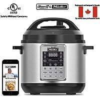 Sharff & Müeller 6qt Pressure Cooker