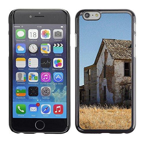 """Premio Sottile Slim Cassa Custodia Case Cover Shell // F00031725 ferme abandonnée // Apple iPhone 6 6S 6G PLUS 5.5"""""""