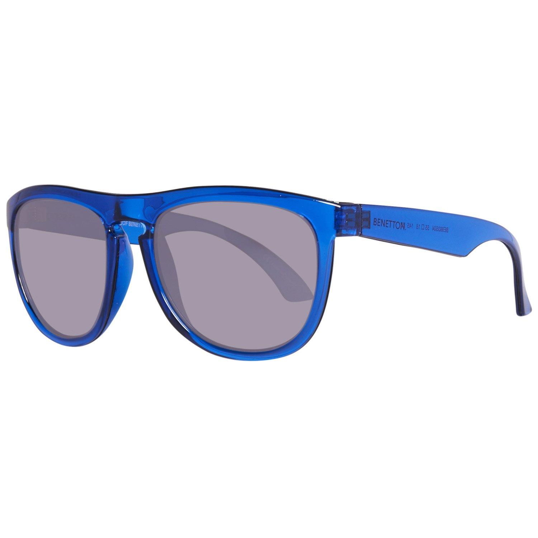 United Colors of Benetton BE993S04 Gafas de sol, Blue, 55 ...