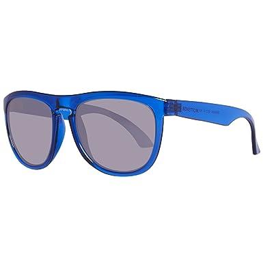 4f6c54e645 BENETTON BE993S04, Montures de Lunettes Homme, Bleu (Blue), 55 ...