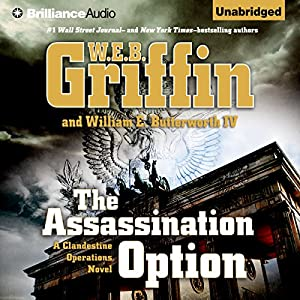 The Assassination Option Audiobook