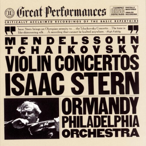 Tchaikovsky: Concerto In D Major for Violin and Orchestra, Op. 35 // Mendelssohn: Concerto In E Minor for Violin and Orchestra, Op. 64