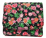 COACH PAISLEY CLS FLORAL SMALL WALLET SV/PMC F57642
