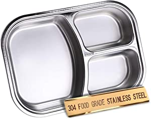 Toursion Inner Stainless Steel Tray for ONLY Fit for Toursion Electric Heating Lunch Box (Deluxe Edition)
