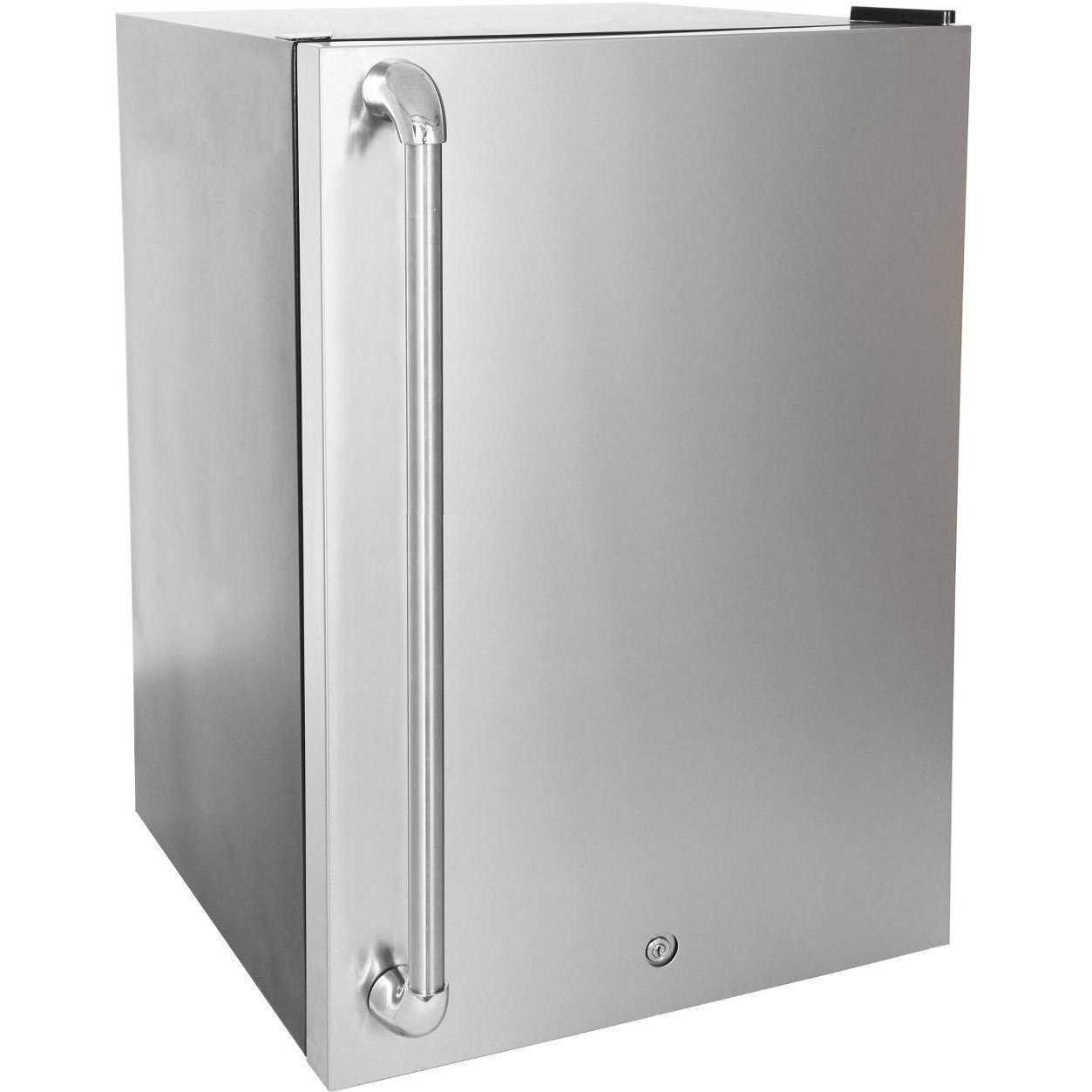 Blaze Stainless Front Door Upgrade 4.5 for Right Hinge (BLZ-SSRF130-BLZ-SSFP-4-5)