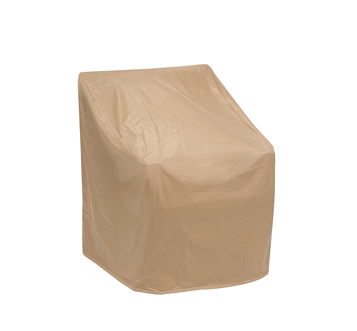 "Protective Covers 1120-TN Oversized Wicker Chair Cover, Tan (36""Wx41""Lx41""H)"