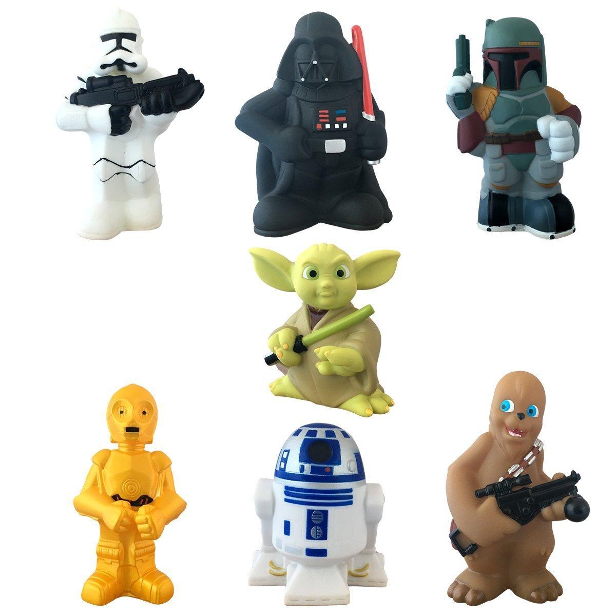 star wars bath toys Disney
