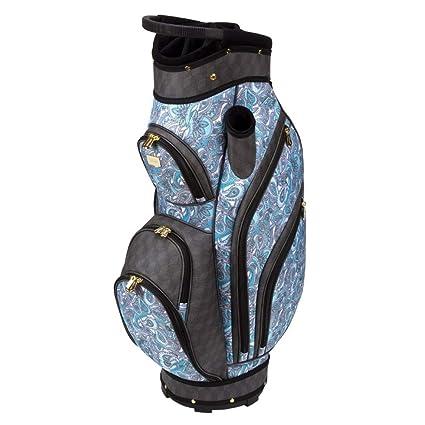 Amazon.com: Cutler Bags Tribeca - Carro de golf para mujer ...