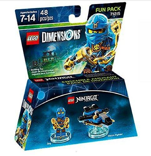 LEGO-Jay Fun Pack,Nya Fun Pack,Zane Fun Pack Bundle-Lego Dim