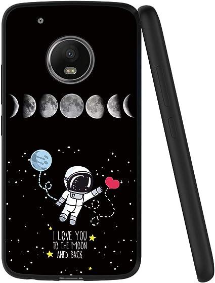 Yoedge Funda Motorola Moto G5 Plus, Ultra Slim Cárcasa Silicona ...