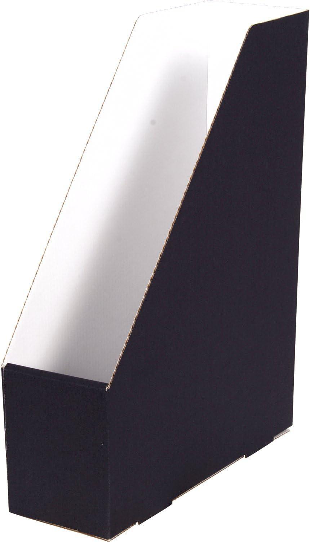 Bankers Box 4483301/Portariviste A4/Nero 4 Pezzi