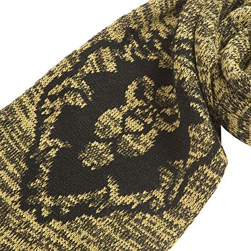 World-of-Warcraft-Alliance-Knit-Scarf